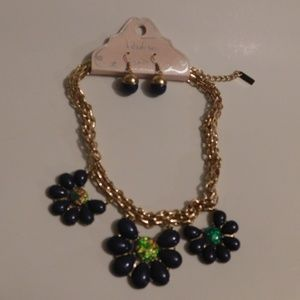 Mika Necklace & Earring Set